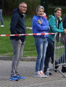 Magriet bij de Eemsmondloop 2019
