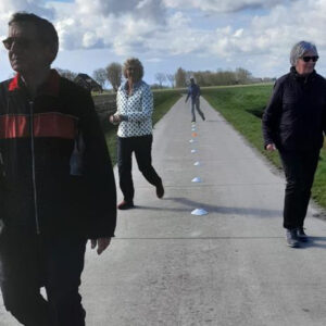 Sportief wandelen 01 14-04-2021